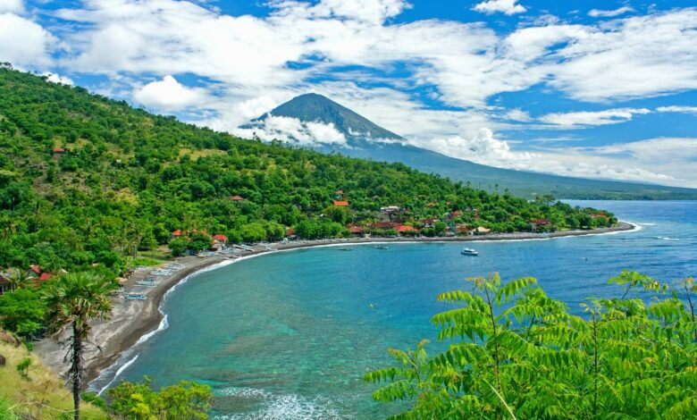 Amed auf Bali
