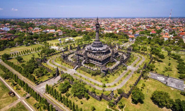 Denpasar auf Bali