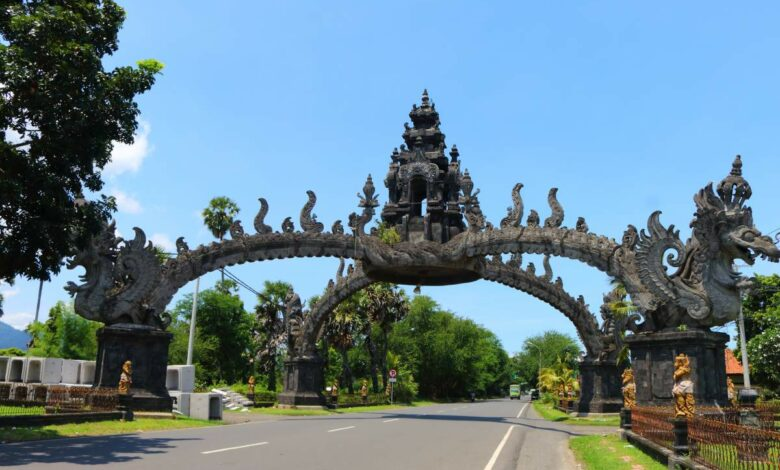 Gilimanuk auf Bali