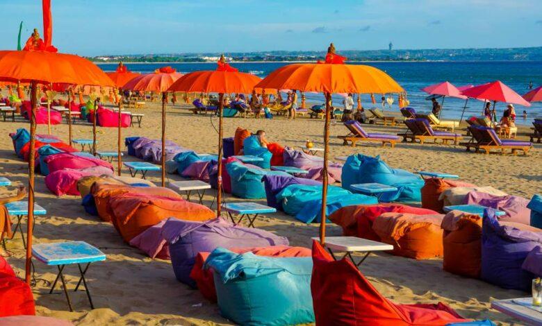 Kuta auf Bali