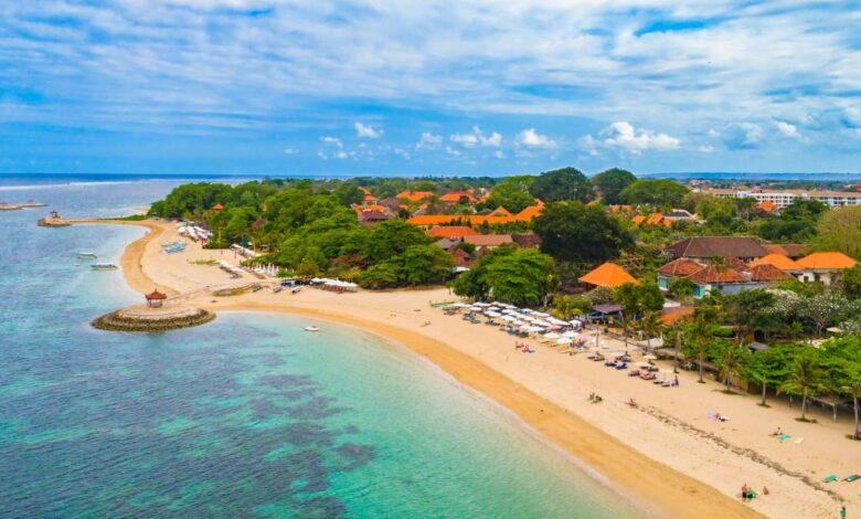 Sanur auf Bali