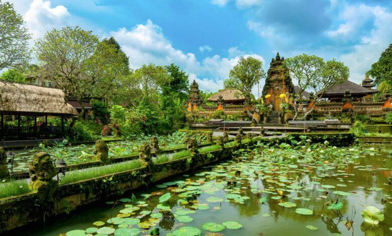 Ubud auf Bali
